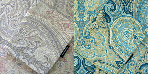 zucchi collection paisley