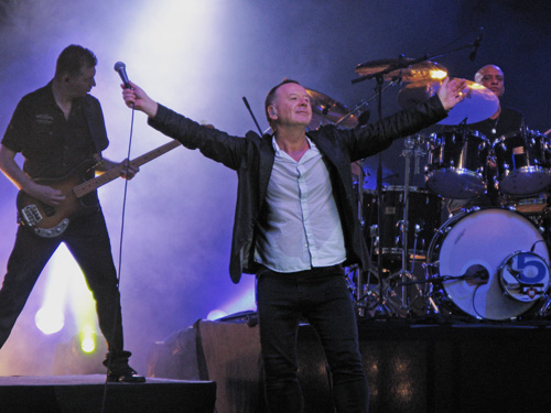 Dalhalla och Simple Minds